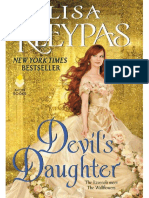 Lisa Kleypas - Serie Los Ravenel 05 - Devil's Daughter  (Trad).pdf