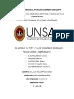 Monografía Gestión Financiera Avance.