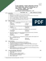 BCA 233 Structured System Analysis & Design - (C)