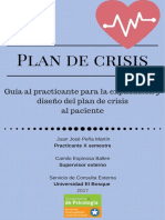 Cartilla Plan de Crisis