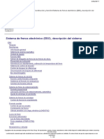 Sistema Frenos EBS