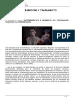 Campuzano - Trastornos Preedípicos e Interpretación