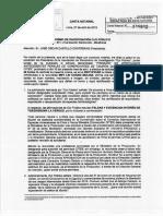Funcionaria de Produce dice que nunca firmó permisos Cites sin aprobación del ministerio