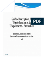 Guide d Inscription