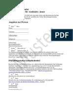 Muster-Bewerbungsformular Grundfoerderung AA 2016