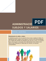 Admin sueldos