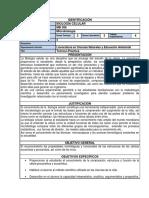 Plan de Asignatura Mb306 Biologia Celular.-1