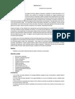 PRÁCTICA # 2 Biología 3ro y Quimica 1ro Bachillerato