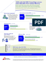 Discover life after SATA with value SAS SSDs from Toshiba Memory - Infographic