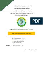 2. Poliploidia en Especies Forestale