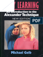 Michael Gelb - Body Learning_ An Introduction to the Alexander Technique (1990, John Wiley & Sons Australia Ltd).pdf