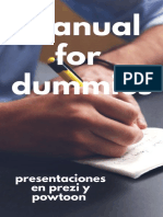 Manual for Dummies