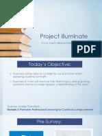 Project Illuminate