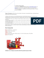 Product Introduction of Fire Pump Set.docx