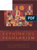 Craig Calhoun, Mark Juergensmeyer, Jonathan VanAntwerpen - Rethinking Secularism (2011, Oxford University Press)