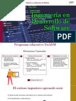 Ingeniería en Desarrollo de Software