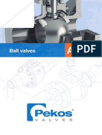 Pekos Valves Asme Catalogue 2018