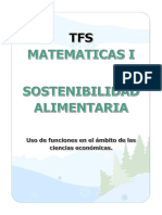 Tfs Matematicas i