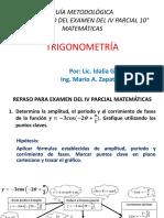 Guía metodológica 10° (IV P) 1