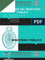 Funciones Del Ministerio Público (1)
