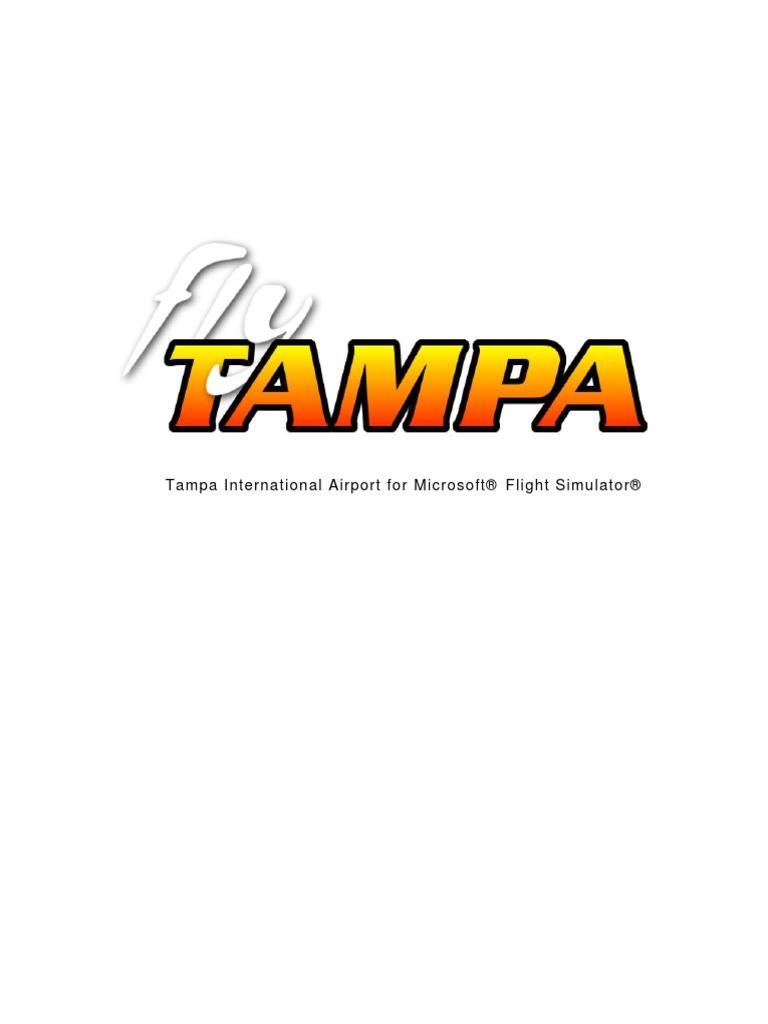 Flytampa Tampa | Aeropuerto | Aviación