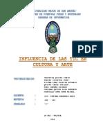 Influencia de Las Tics en La Cultura y Arte1 (1)