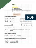Ejemplo de calculo de espesores requeridos según ASME B31.8