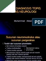 Diagnosis Topis MA