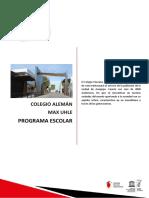 Schulprogramm Versión Corregida 2.0 27112018 VECCH