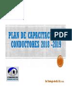 Plan de Capacitación Final