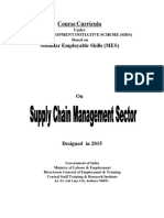 Supply Chain Management Sector