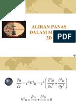 Presentasi Alirab Panas 2D