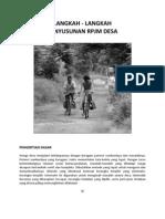 Langkah2 Penyusunan RPJM Desa
