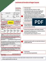 Formulário da previdencia Bradesco