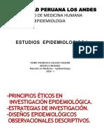 Clase 09 Estudios Epidemiologicos i Final