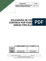 POP009 PROCEDIMIENTO DE SOLDADURA POR FUSION DE VARILLA CONTINUA (2).pdf