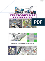 TRANSPO Traffic Engg Studies (Spot Speed Studies)