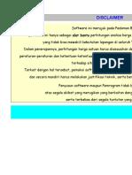 Rumah Dinding Bata + Bidai Formula Manual.xls