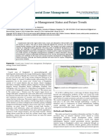 Bangladesh Coastal Zone Management Status and Future Trends