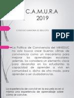 CAMURA 2019