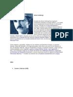 biografias escritores literarios