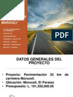 Carretera Moroceli