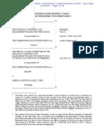 Demanda de JSF (crisis/deuda país) a Empresa América Aponte ( Alexandra Lúgaro)