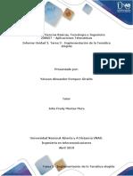 Manual de uso aplicación