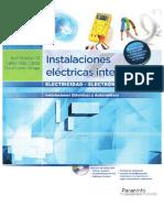 INSTALACIONES ELECTRICAS INTERIORES