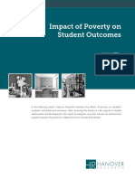 Impact of Poverty on Student Outcomes 1