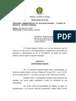 Tse Resolucao No 23478 Estabelece Diretrizes Gerais Para a Aplicacao Da Lei No 13 105 de 16 de Marco de 2015 Novo Codigo de Processo Civil No Ambito Da Justica Eleitoral