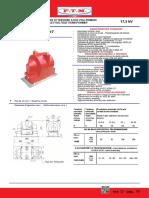 Transformador FTM