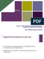 Diseño de La Investigacion Cuantitativa