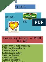 MM Presentation - Dalda vs. Saffola